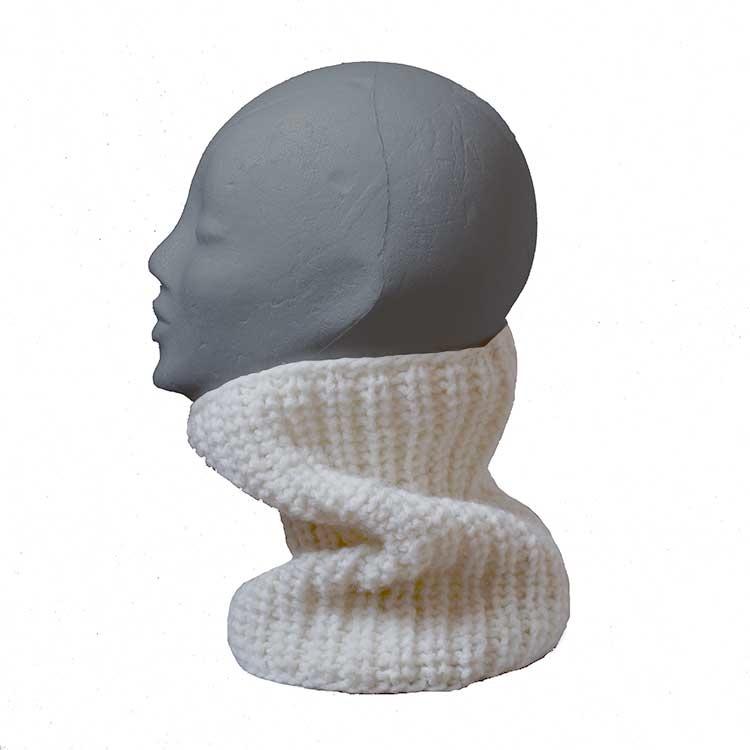 strikket halsedisse til mænd