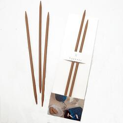 KOSHISU DOUBLE POINTED NEEDLES 20 CM