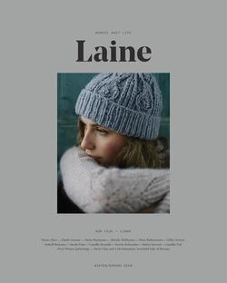 Laine Magazine 4 cover