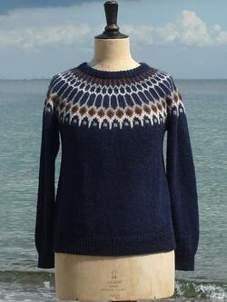 TRS ISBJERG SWEATER