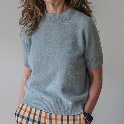 Traditionel Strik Emily Cashmere Top KIT