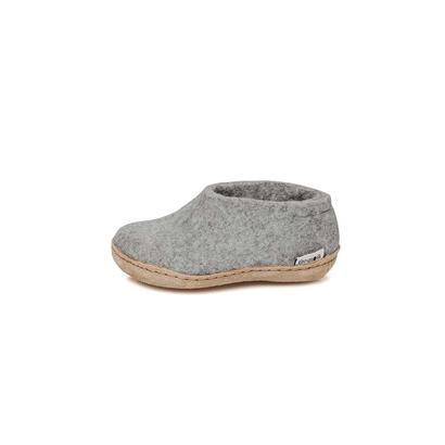 Glerups - shoe junior - light grey