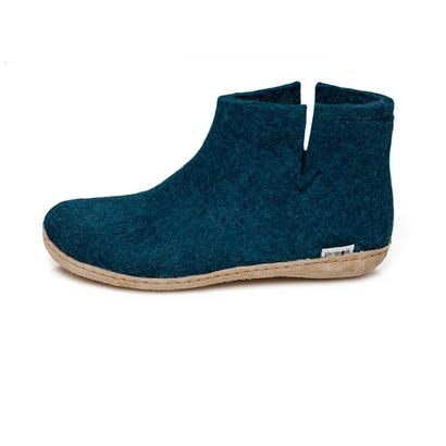 Glerups - ankle shoe - teal