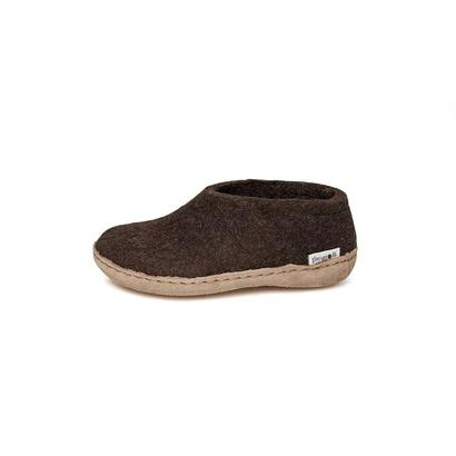 Glerups - shoe junior - brown