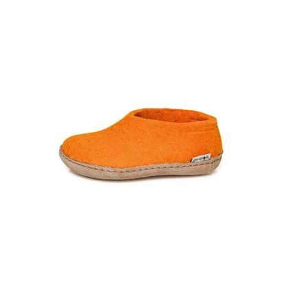 Glerups - sko junior - orange