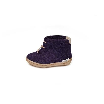 Glerups - children's boot - purple