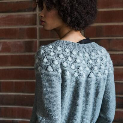 Waterlily cardigan