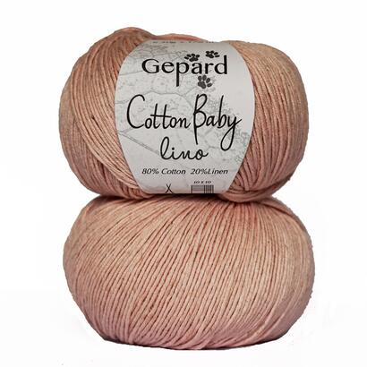 Gepard Cotton Baby LIno