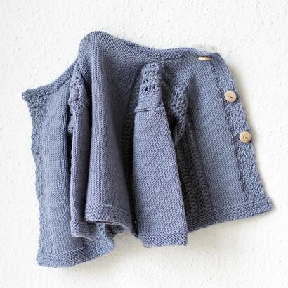 Gepard Siblings – three-in-one baby cardigan